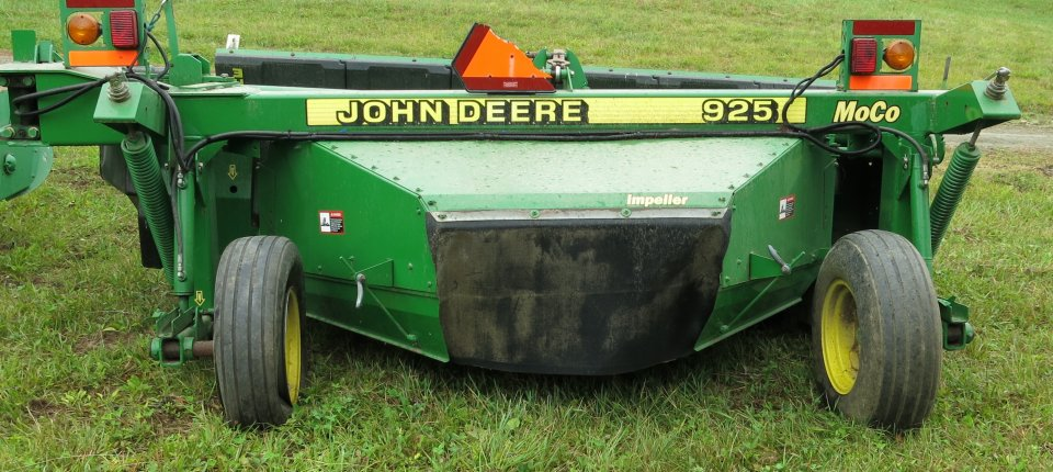 ABSOLUTE ON-SITE FARM EQUIPMENT AUCTION | Nathan Auction